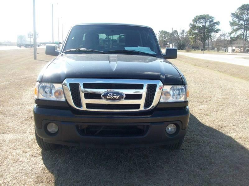 2011 Ford Ranger 4x2 XLT 4dr SuperCab - Wilson NC