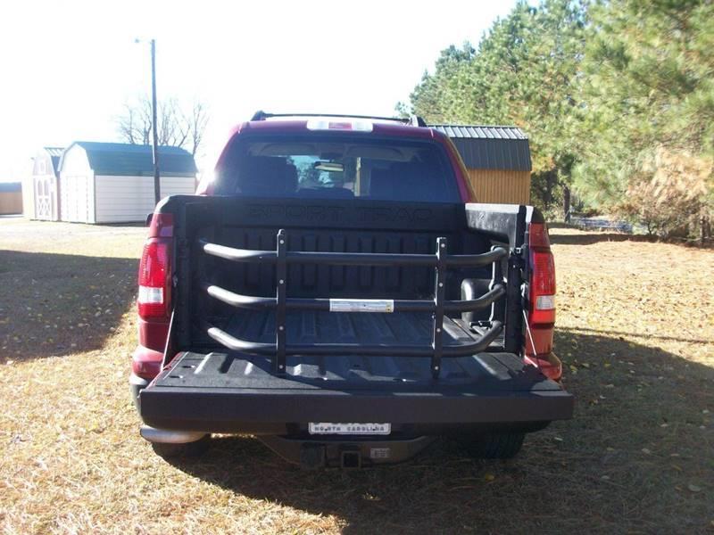 2007 Ford Explorer Sport Trac XLT 4dr Crew Cab 4WD V6 - Wilson NC