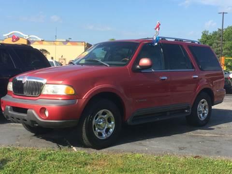 1998 Lincoln Navigator for sale in Oneida, TN