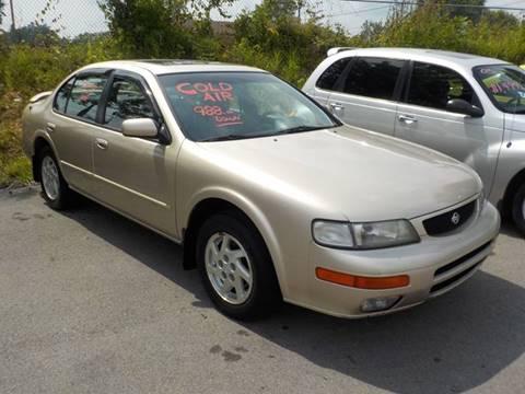 1996 Nissan Maxima for sale in Oneida, TN