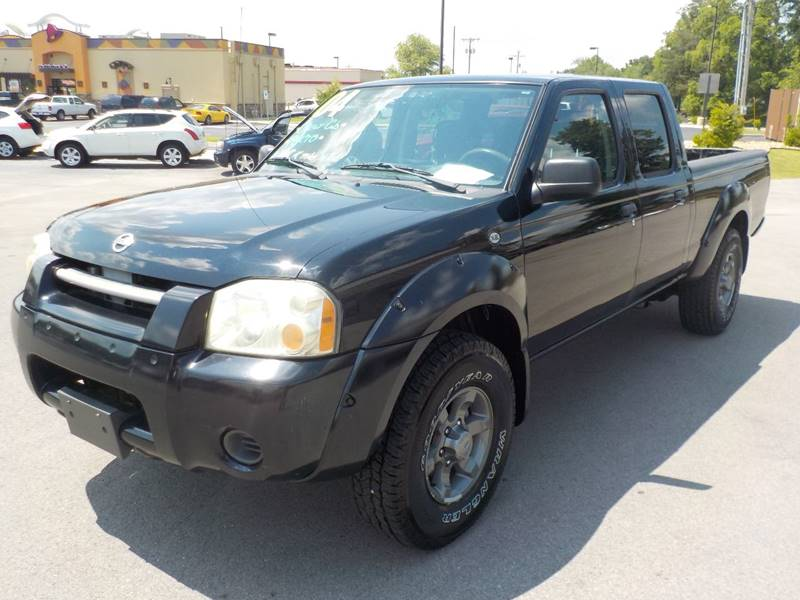 2004 Nissan Frontier For Sale At MARLAR AUTO MART SOUTH In Oneida TN