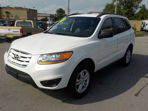 2010 Hyundai Santa Fe for sale in Oneida, TN