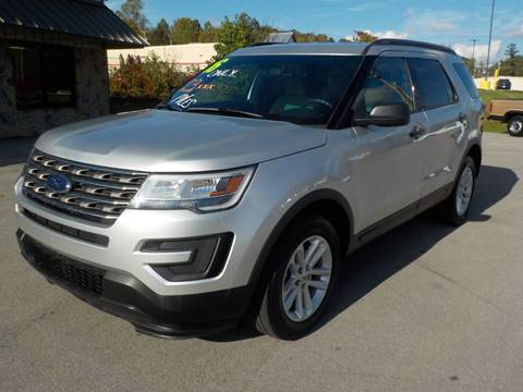 2016 Ford Explorer for sale in Oneida, TN