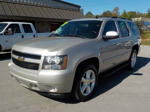 2007 Chevrolet Tahoe for sale in Oneida, TN