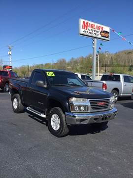 2005 GMC Canyon for sale in Oneida, TN