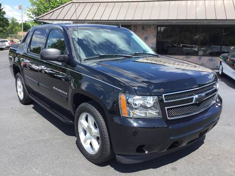 2008 Chevrolet Avalanche for sale in Oneida, TN