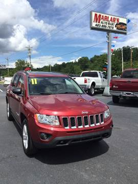 2011 Jeep Compass for sale in Oneida, TN