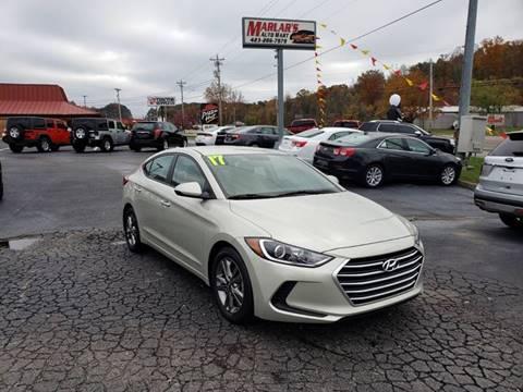 2017 Hyundai Elantra for sale in Oneida, TN