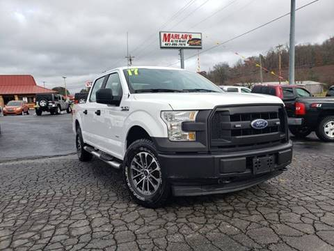 2017 Ford F-150 for sale in Oneida, TN