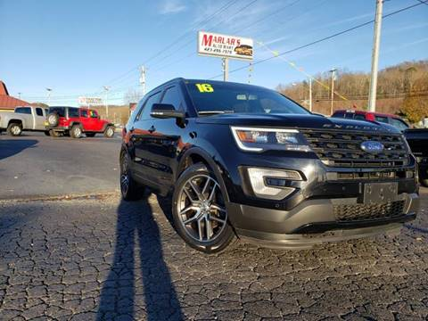 2016 Ford Explorer for sale in Oneida, TN