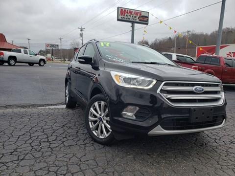 2017 Ford Escape for sale in Oneida, TN
