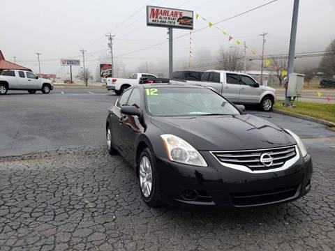 2012 Nissan Altima for sale in Oneida, TN