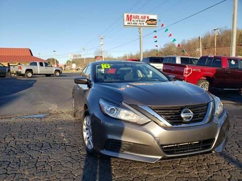 2016 Nissan Altima for sale in Oneida, TN
