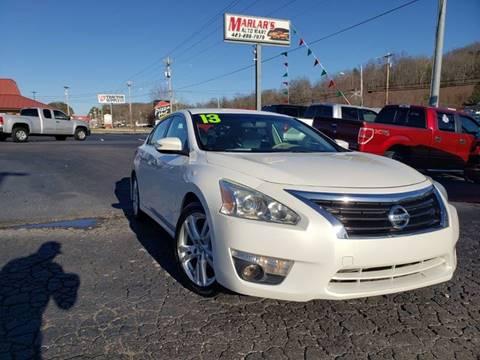 2013 Nissan Altima for sale in Oneida, TN