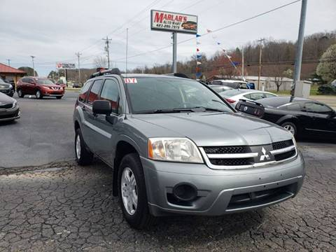 2007 Mitsubishi Endeavor for sale at MARLAR AUTO MART SOUTH in Oneida TN