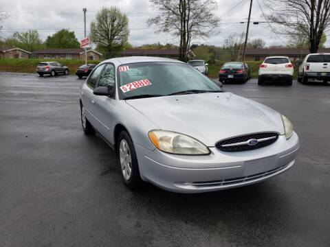 2001 Ford Taurus for sale at MARLAR AUTO MART SOUTH in Oneida TN