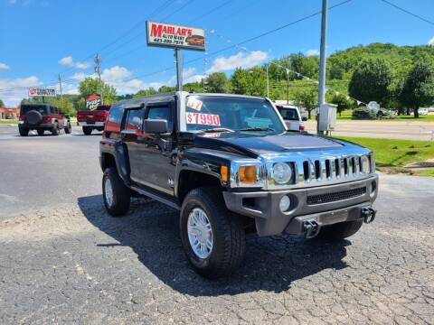 2007 HUMMER H3 for sale at MARLAR AUTO MART SOUTH in Oneida TN