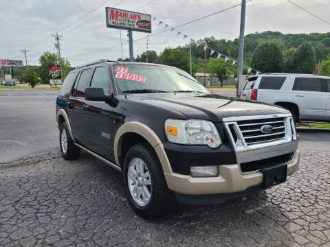 2007 Ford Explorer for sale at MARLAR AUTO MART SOUTH in Oneida TN
