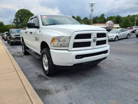 2013 RAM Ram Pickup 2500 for sale at MARLAR AUTO MART SOUTH in Oneida TN