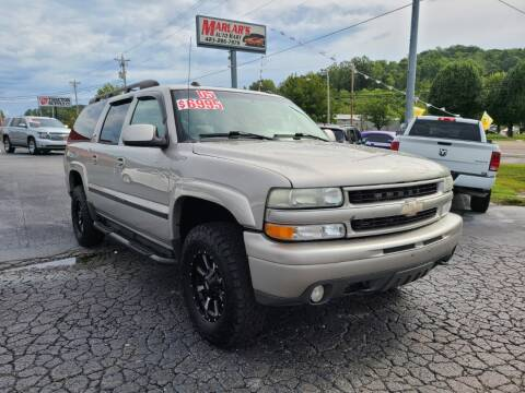 2005 Chevrolet Suburban for sale at MARLAR AUTO MART SOUTH in Oneida TN