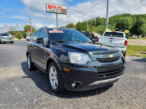 2014 Chevrolet Captiva Sport for sale at MARLAR AUTO MART SOUTH in Oneida TN