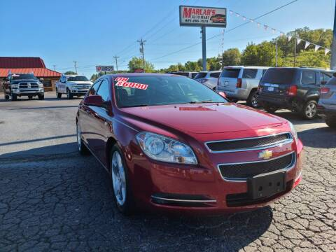 2008 Chevrolet Malibu for sale at MARLAR AUTO MART SOUTH in Oneida TN