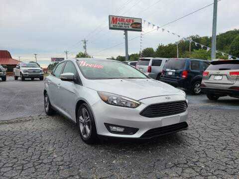 2017 Ford Focus for sale at MARLAR AUTO MART SOUTH in Oneida TN