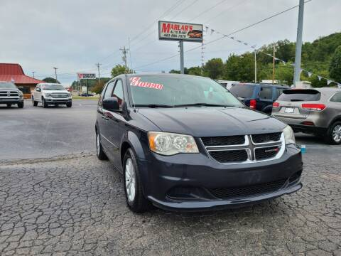2014 Dodge Grand Caravan for sale at MARLAR AUTO MART SOUTH in Oneida TN