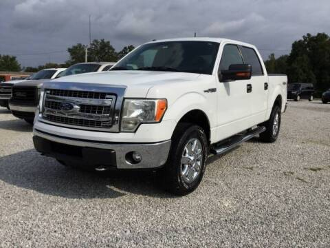 2014 Ford F-150 for sale at MARLAR AUTO MART SOUTH in Oneida TN