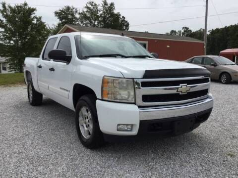2007 Chevrolet Silverado 1500 for sale at MARLAR AUTO MART SOUTH in Oneida TN