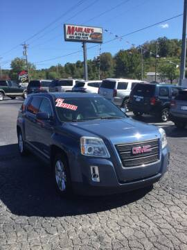 2012 GMC Terrain for sale at MARLAR AUTO MART SOUTH in Oneida TN