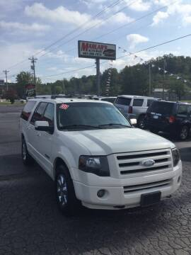 2008 Ford Expedition EL for sale at MARLAR AUTO MART SOUTH in Oneida TN