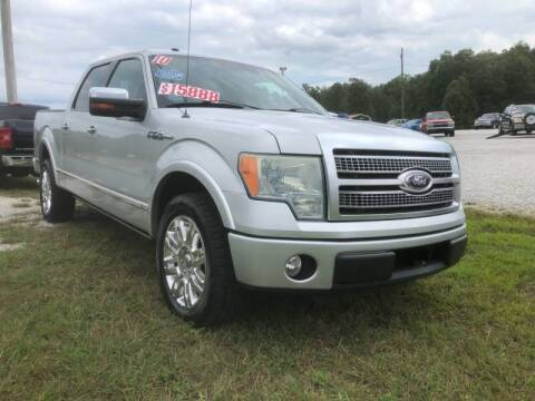 2010 Ford F-150 for sale at MARLAR AUTO MART SOUTH in Oneida TN