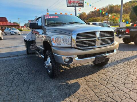 2008 Dodge Ram Pickup 3500 for sale at MARLAR AUTO MART SOUTH in Oneida TN