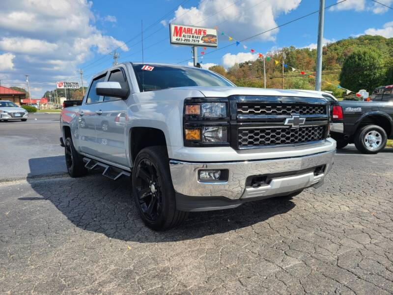 2015 Chevrolet Silverado 1500 for sale at MARLAR AUTO MART SOUTH in Oneida TN
