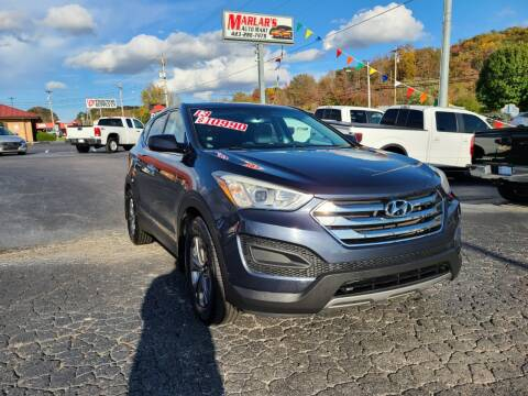 2013 Hyundai Santa Fe Sport for sale at MARLAR AUTO MART SOUTH in Oneida TN