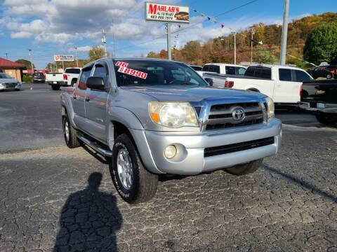 2006 Toyota Tacoma for sale at MARLAR AUTO MART SOUTH in Oneida TN