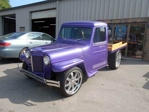 1950 Willys Jeep for sale in Oneida, TN