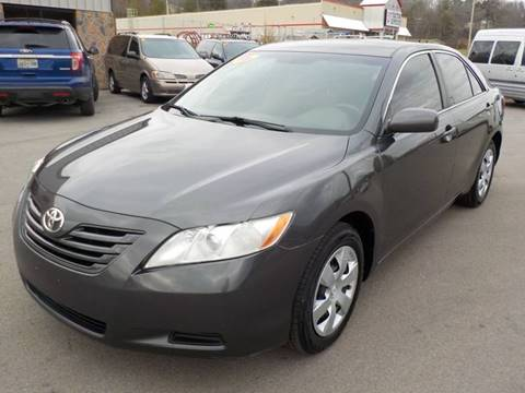 2007 Toyota Camry for sale in Oneida, TN