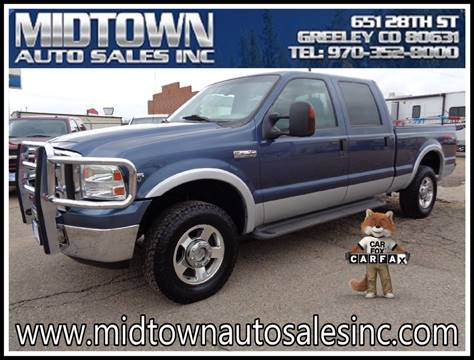 2005 Ford F-250 Super Duty for sale in Greeley, CO