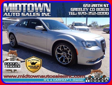 2015 Chrysler 300 for sale in Greeley, CO