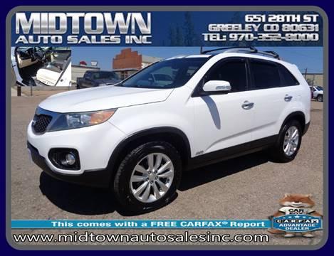2011 Kia Sorento for sale in Greeley, CO