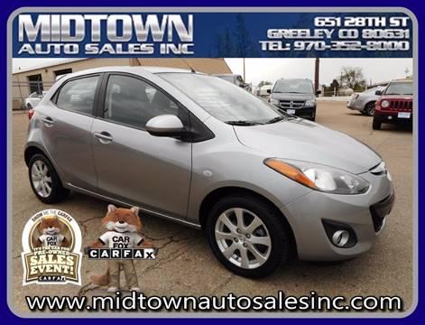 2012 Mazda MAZDA2 for sale in Greeley, CO