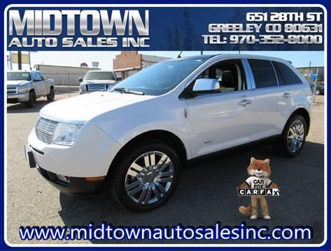 Midtown Auto Sales >> Midtown Auto Sales Inc Greeley Co Inventory Listings