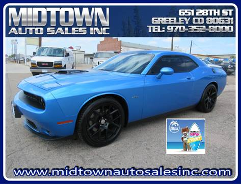 2015 Dodge Challenger for sale in Greeley, CO