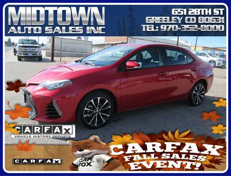 Car Dealerships In Greeley Co >> Midtown Auto Sales Inc Car Dealer In Greeley Co