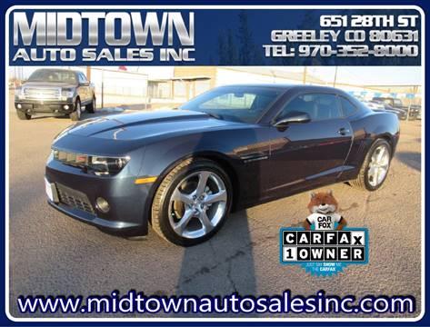 Midtown Auto Sales >> Midtown Auto Sales Inc Car Dealer In Greeley Co