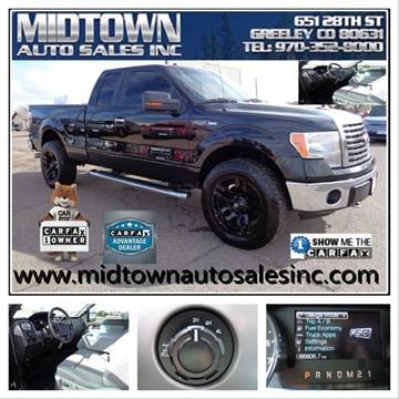 2012 Ford F-150 for sale in Greeley, CO