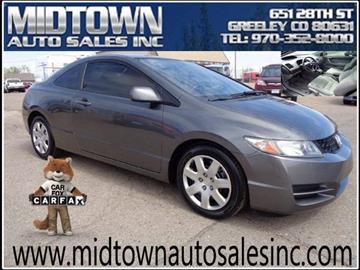 2010 Honda Civic for sale in Greeley, CO
