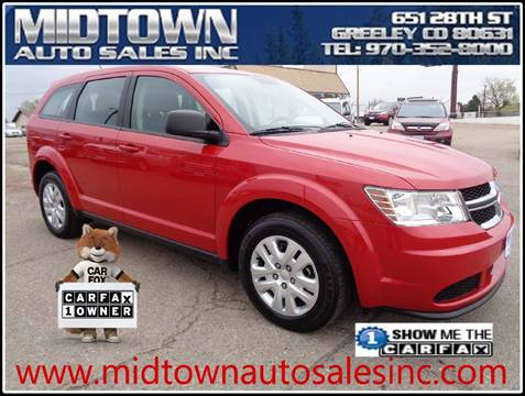 2015 Dodge Journey for sale in Greeley, CO